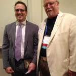With Jason Smith, Deputy Parliamentarian, U.S. Hose of  Representatives.